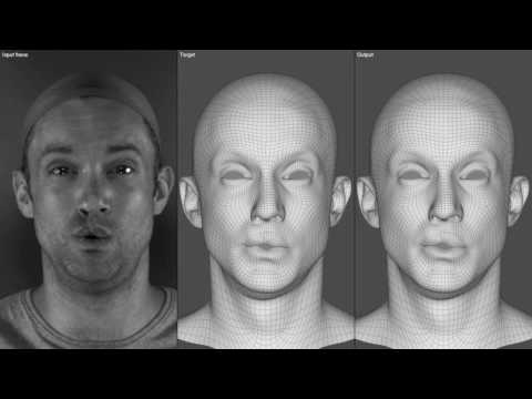 Production-Level Facial Performance Capture Using Deep Convolutional Neural Networks
