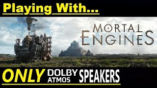 Dolby Atmos - Sound Test #17 - Playing with ONLY in-ceiling Speakers! - Klipsch & SVS Home Theater