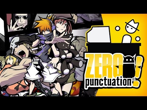 Download Youtube: THE WORLD ENDS WITH YOU (Zero Punctuation)