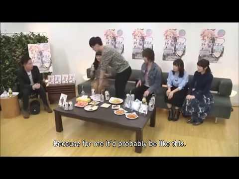 [ENG SUBS] Noto Mamiko's Image Of Maeno Tomoaki