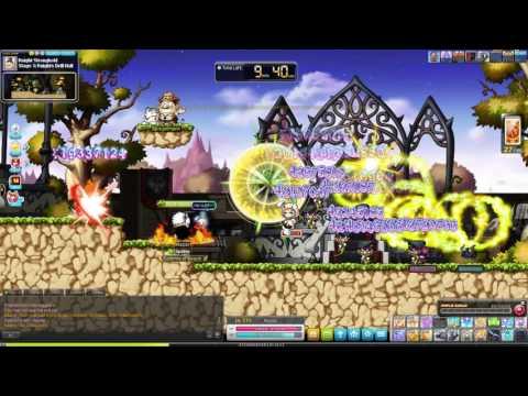 [GMS Reboot] Monster Park Speedrun