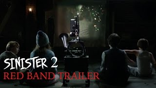 Sinister 2 (2015) - Red Band Horror Trailer - Blumhouse