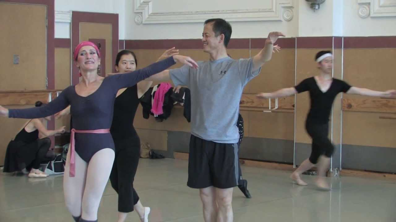 Ballet for beginner adults