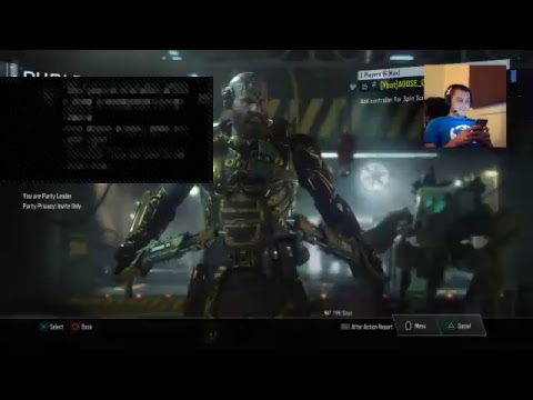Black ops 3 multiplayer grind for triple play with/ loid Gaming