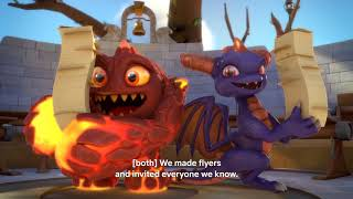 Skylanders Academy : Happy Birthday Wishes to you