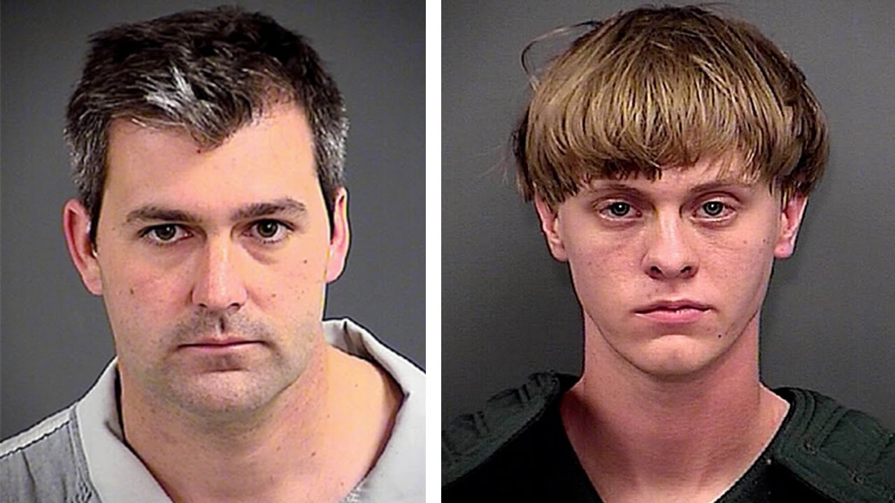 Image result for dylann roof michael slager