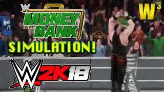 WWE 2K18 Money In The Bank 2018 Simulation & More! | Wrestling With Wregret