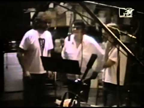 Traveling Wilburys   You Got It rehearsel  clip