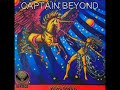 Captain Beyond  - Space Rider (1977 live) 🇺🇸 space rock/heavy metal