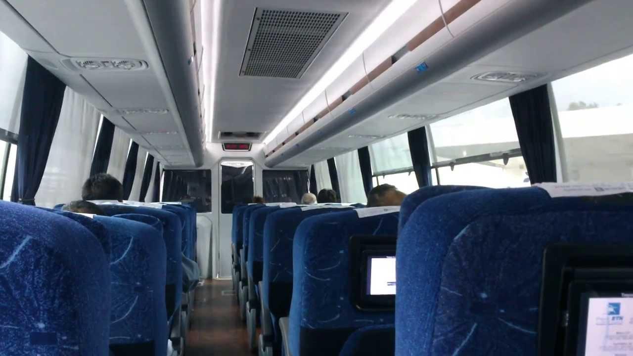 Iniciando viaje asiento 22 etn volvo 9700 2013 youtube for Imagenes de techos modernos