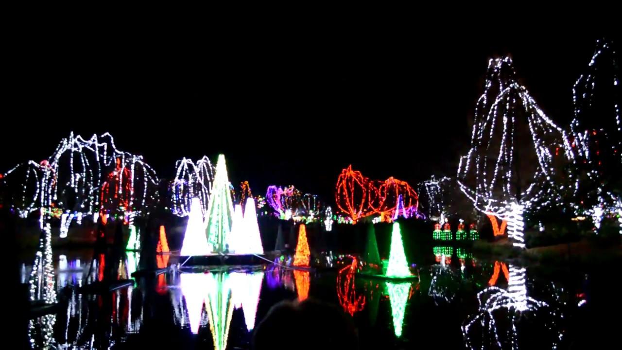 Zoo Lights Columbus Zoo