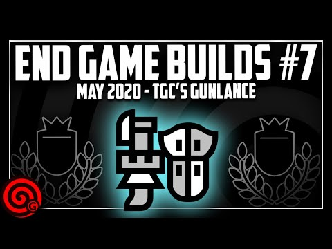 TGC's End Game Gunlance Build - Pre Alatreon | MHW Iceborne