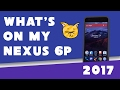 What's on my Nexus 6P: 2017 | MaowDroid