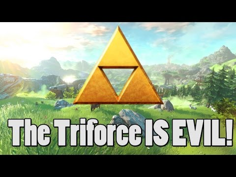 Zelda Theory: The Triforce and Goddesses Are Evil? - With M.Productions!