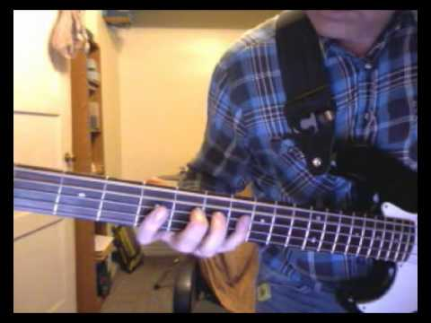 In The Sanctuary Bass Tutorial Youtube