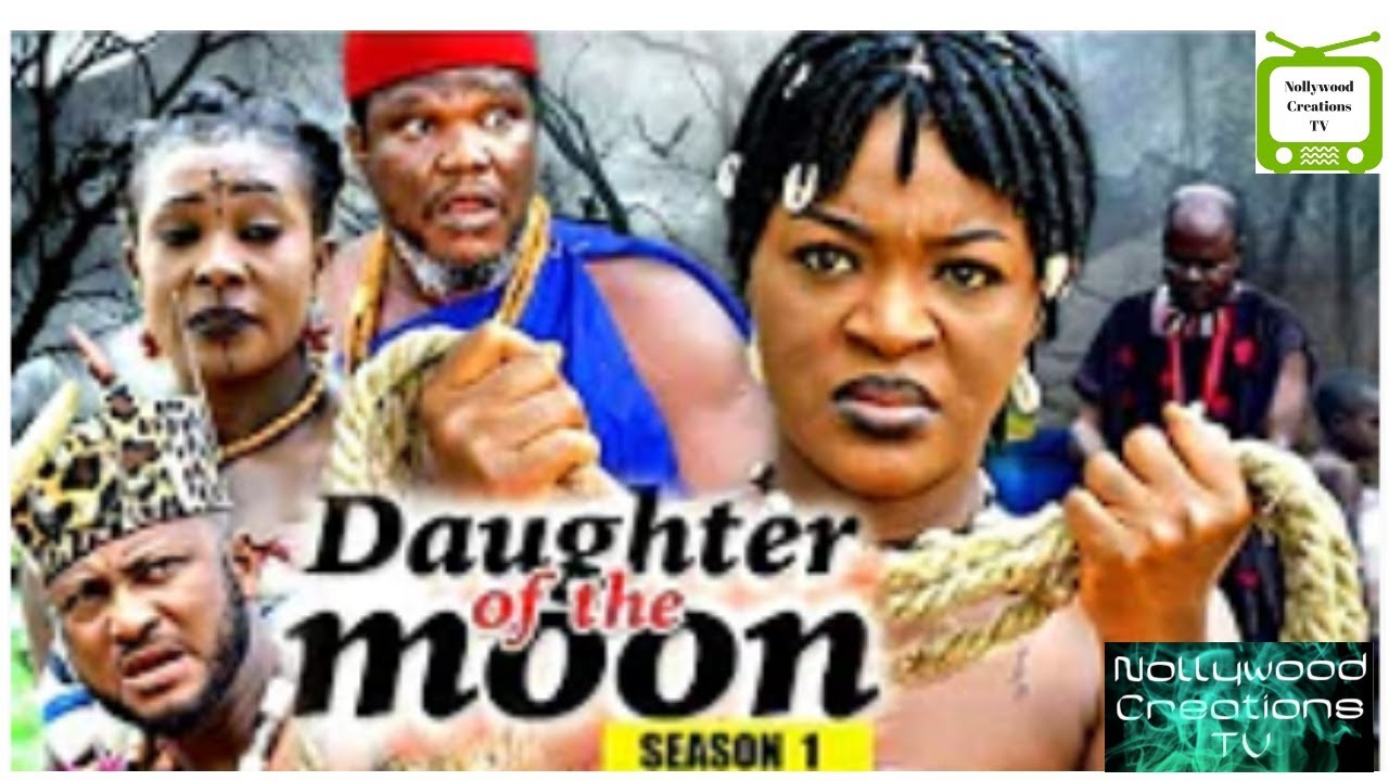 Download Daughter Of The Moon Season 1 - (New Movie) 2018 Latest Nigerian Nollywood Movie Full HD