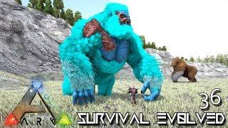ARK: SURVIVAL EVOLVED: EPIC EVENT MEGAPITHECUS TAME E36 !!! ( ARK EXTINCTION CORE MODDED )
