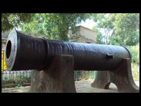Dolmadol Canon, Bishnupur, India