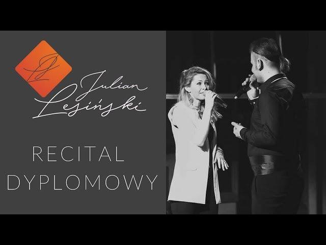 Recital dyplomowy Juliana Lesińskiego