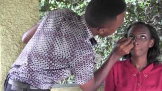 RSR; Lifestyle! Kenneth Ojok a.k.a Trendy Shadow Shares Some Makeup Tips!!