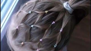 Siatka z włosów | Fryzury Dziewczęce ♡