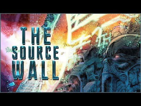 What is The Source Wall? (DC Comics)