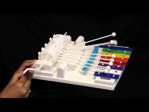 UT Austin Additive Manufacturing Project  Music Box