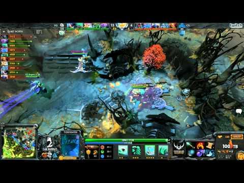 Cloud9 vs Vici - The Summit 2 Finals - G4