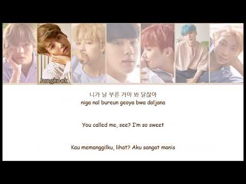 BTS (방탄소년단) - Pied Piper [Han/Rom/Eng/Indo Lyrics]