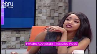 Genge Rapper Frasha Explains Controversial Video