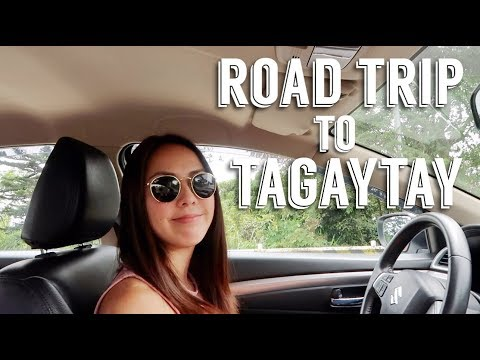 Roadtrip to Tagaytay | Andi Manzano Reyes