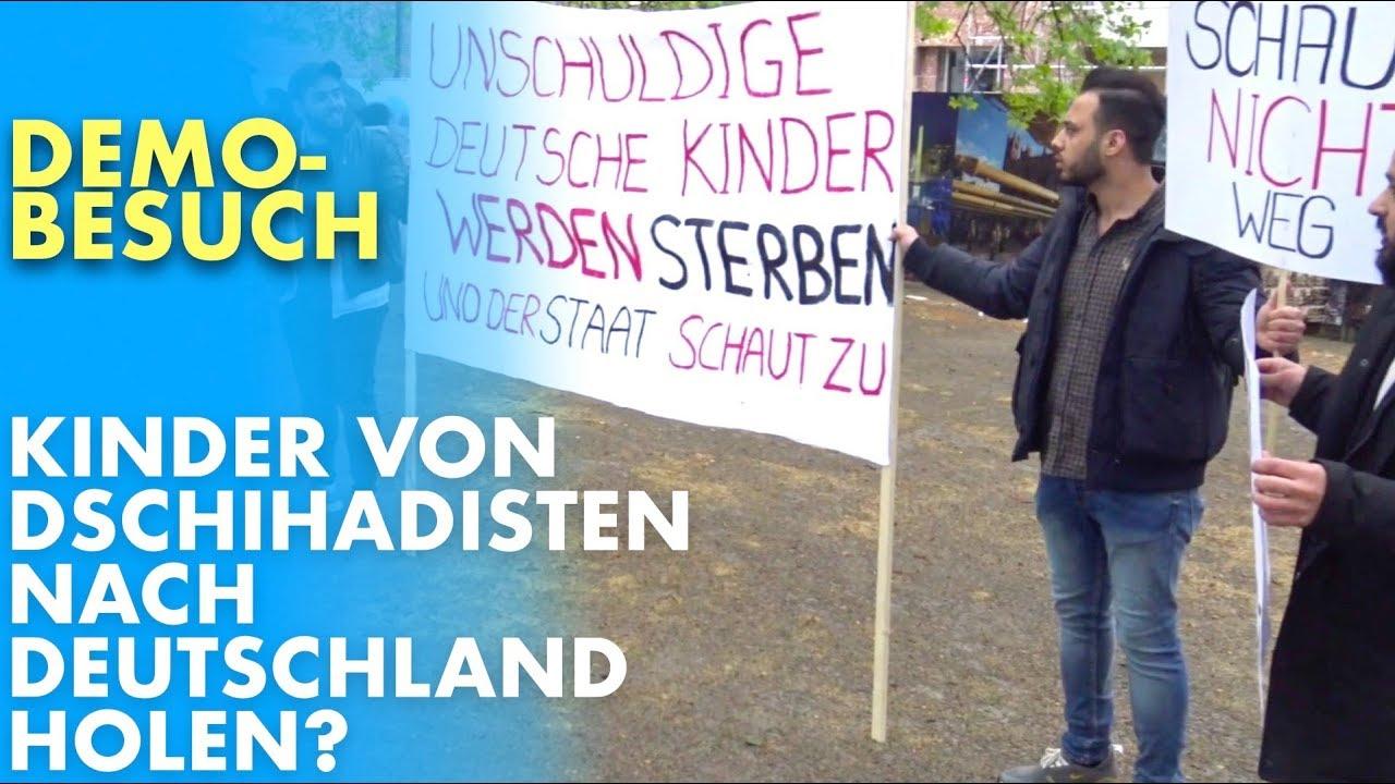 ISIS - Kinder nach Deutschland holen?