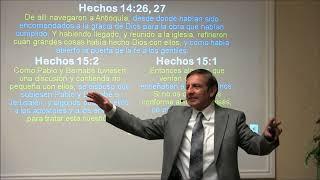 El concilio de Jerusalén. Lección 8 para el 25 de agosto d...