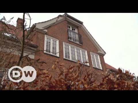 A cozy gray house in Copenhagen | DW English