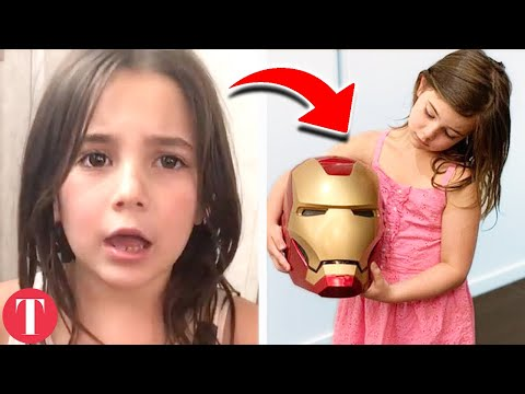 The Sad Story Of Marvel Child Star Lexi Rabe
