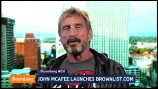 John McAfee: Dump Your Smartphone to Protect Privacy
