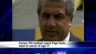 Late Pitt Coach Fondly Remembered