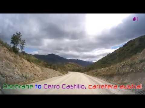 Cochrane to Cerro Castillo #1,  Carretera Austral