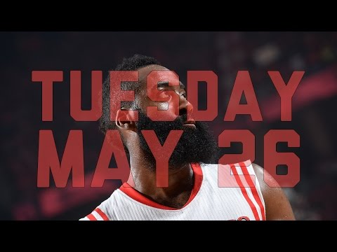 NBA Daily Show: May 26 – The Starters