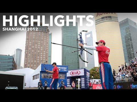 TV Magazine - Shanghai - Archery World Cup 2012