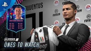 FIFA 19 - Ones To Watch: FIFA Ultimate Team | PS4