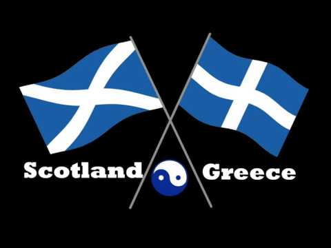 Scottish and Greek Music | Greek support to a free Scotland