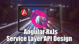 angular tutorial angular rxjs separating the view and the service layer with an observable base