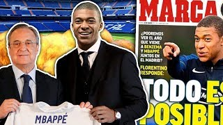 Baixar Mbappe Real Madrid Transferinde Son Durum !