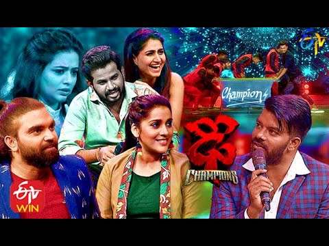 Dhee Champions | Quarter Finals | 4th November 2020 | Full Episode | ETV Telugu