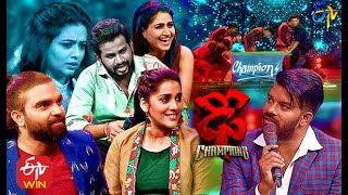 Dhee Champions | Quarter Finals | 4th November 2020 | Full Episode | ETV Telugu