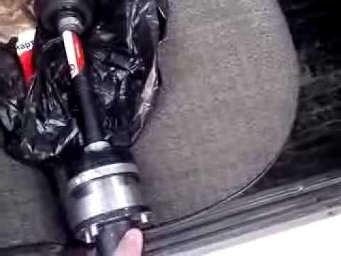 Центровка раздаточной коробки Нива Шевроле 2123 - YouTube