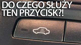 jak działa przycisk trybu ograniczonej ochrony twojego samochodu
