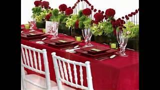 Dining room centerpiece decorating ideas