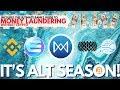 Altcoin Season is Here! QuarkChain Mainnet, Enjin Partnership, Sirin Labs, Celer Network